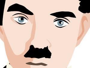 La vida cinematográfica de Chaplin, el rey de la comedia, es un torbellino de risas y lágrimas