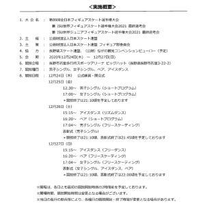 今週、ついに全日本チケット申し込み