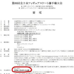 全日本、羽生さんはどうするのか
