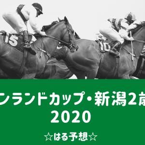 【競馬】キーンランドカップ・新潟2歳S 2020☆はる予想