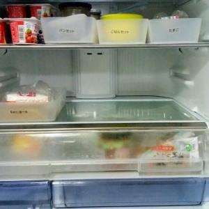 本日は買い出し日☆食べきり冷蔵庫