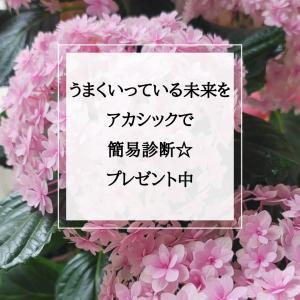 【リニューアル】あなたの幸せな未来をアカシックで簡易診断プレゼント☆