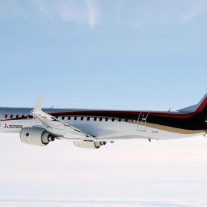 三菱重工、航空機事業を凍結?株価は上昇…