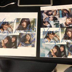 日向坂46の1stアルバム「ひなたざか」が届きました!