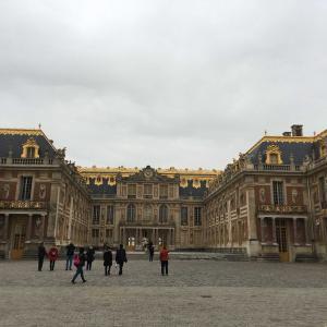 旅記ログ40@豪華絢爛ベルサイユ宮殿