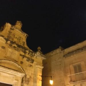 マルタの静寂な街