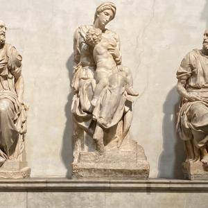 《ロレンツォ・デ・メディチの墓》  《Tomba di Lorenzo 'il Magnifico' de' Medici》