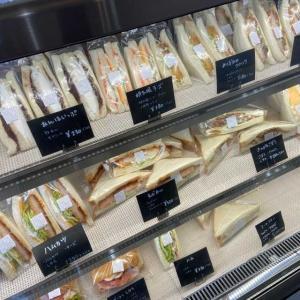テイクアウトのサンドイッチ専門店とダイエット
