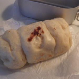 街で噂の「ダイソーメスティン」でパンを作ったよ!!う~ん微妙、というか失敗だね(笑)。