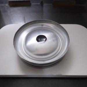 350㎖アルミ缶によるアルスト自作(メスティン自動炊飯用) プロトタイプNo.1