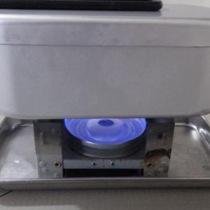 メスティン自動炊飯ログ プロトタイプNo.1の試し炊き、プロトタイプNo.2の作成。