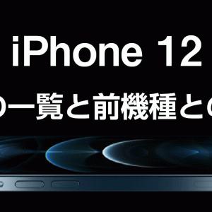 【新型iPhone】iPhone 12の発売日と価格について