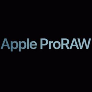 【実例あり】Apple ProRAWについて解説!