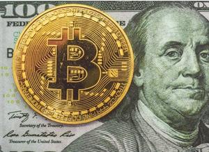 ペイパル(PYPL)で暗号通貨を購入できるようになり、決済サービスが本格的にはじまりそう。ビットコインは+8%高。