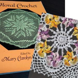 『Floral Crochet』