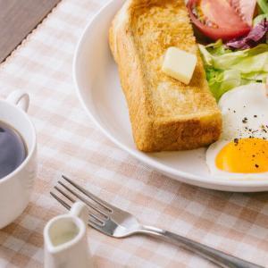 朝食抜く派?食べる派?