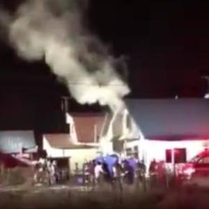 父親が買い物で外出中に…住宅で火災 男児2人が死亡 北海道中標津町