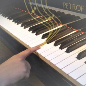 ピアノにアルコール除菌は危険!!