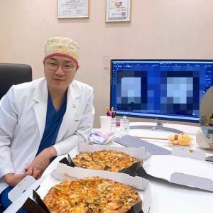 韓国1パーセント美容整形外科の出来事|患者様の差し入れ