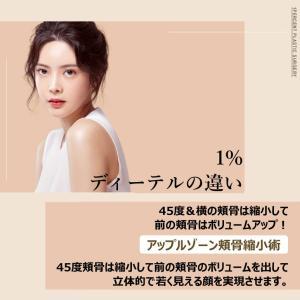 「アップルゾーン頬骨手術」学会での発表!