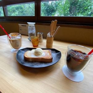 【Kawa Coffee】☕️カワコーヒー☕️革とコーヒーのお店だった‼️