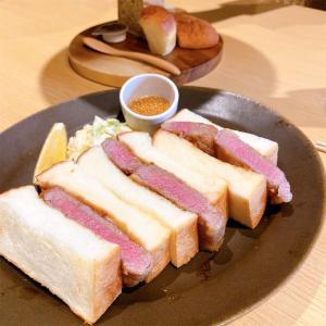 【本日の】「パンとエスプレッソと」新店が京都丸田町に本日オープン✨牛カツサンドは必食‼️