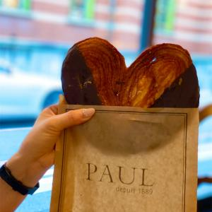 【PAUL】京都三条店🇫🇷フランス仕込みの美味しいベーカリー🥐カフェ