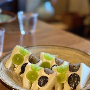 【市川屋珈琲】京都清水五条🍇フルーツサンドが絶品の珈琲屋さん☕️