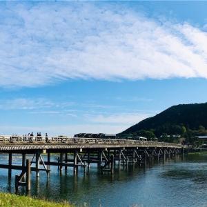 【京都観光2日目】⛩女子旅パワースポット巡って嵐山へ🍵