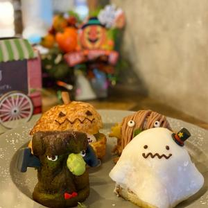 【COCOCHI CAFE】Happy Halloween 🎃 2020ハロウィン限定スィーツがとんでもなく可愛い👻🎃