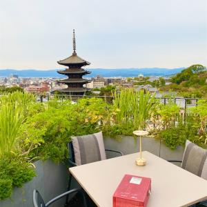 【K36 Roof top】🍸京都「ずらし旅」で話題のルーフトップBARで、京都の絶景を堪能🍸