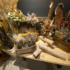 【1er ETAGE】💐プルミエ・エタージュ💐京都の美しすぎるお花屋さんカフェ☕️