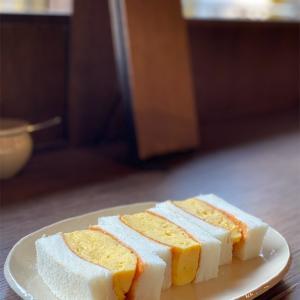 【百春 momoharu 】お一人様で行きたい美味しいタマゴサンドのカフェ と私の京都散歩🍂