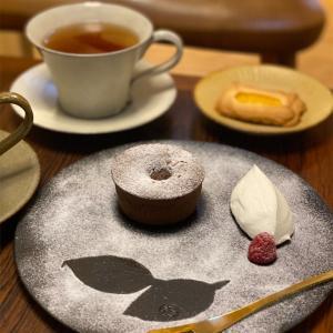 【京都寺町の村上開進堂】入手困難なクッキー缶のお店🍪のカフェが素敵✨