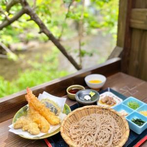 【三味洪庵とロカヒ菓子店】京都東山の雰囲気💯老舗お蕎麦屋さんと古川町商店街で見つけた可愛いカフェ☕️🌼