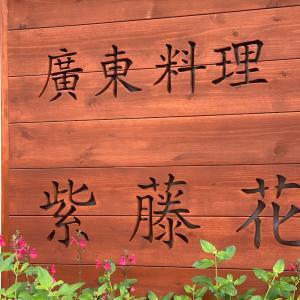 【紫藤花と京都ブライトンホテル】コスパ最強!京都府庁近くの絶品中華ランチ🍽と豪華で美しいスワンパフェ😋