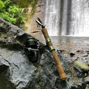 森の隠れ家、釣りと山ごはん① part.7