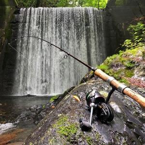 森の隠れ家、釣りと山ごはん part.8 ③