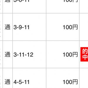 3/8 メイチ予想大井1,2,3R