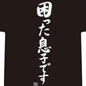 私のおもしろ日本語Tシャツベスト3