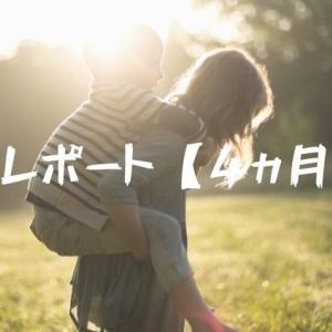 【ブログ運営レポート】ブログ初心者4ヵ月目の経過報告