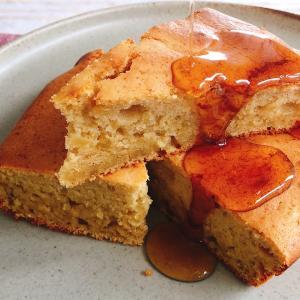オイルで作るしっとり焼き芋ケーキ【動画レシピ】