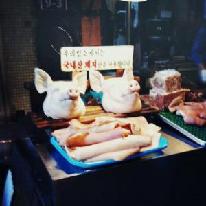 韓国大邱市 - 七星市場(2010年)