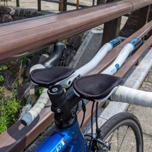ロードバイクにDHバーを導入してみた感想