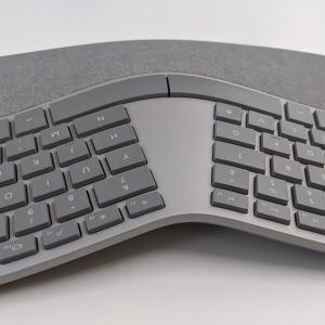 [人間工学キーボード] Surface Ergonomic Keyboard ファーストインプレッション