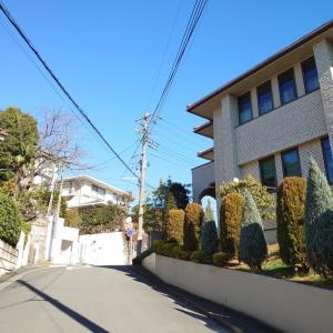【高級住宅街】山手町(横浜)