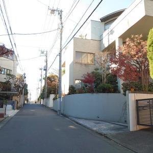 【高級住宅街】大山町(代々木上原)