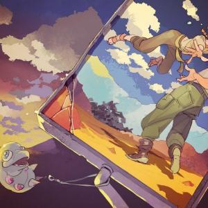 「デカダンス」第12話(最終回)感想 画像 変革と成長と再会で幕が引かれる大団円!取っていて良かったバックアップ、夕日の先にナツメが待ち望んだ姿が!!