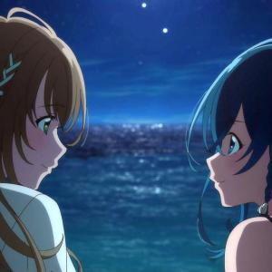 """「白い砂のアクアトープ」2話感想 星と海とくくるが聴いてくれる、風花の語る挫折の理由。簡単じゃないお仕事はじめ!これは""""居場所""""の物語?"""