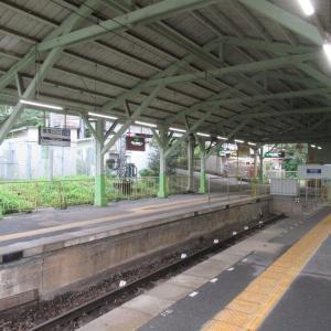 信貴山口駅は、大阪府八尾市黒谷六丁目にある、近鉄の駅。
